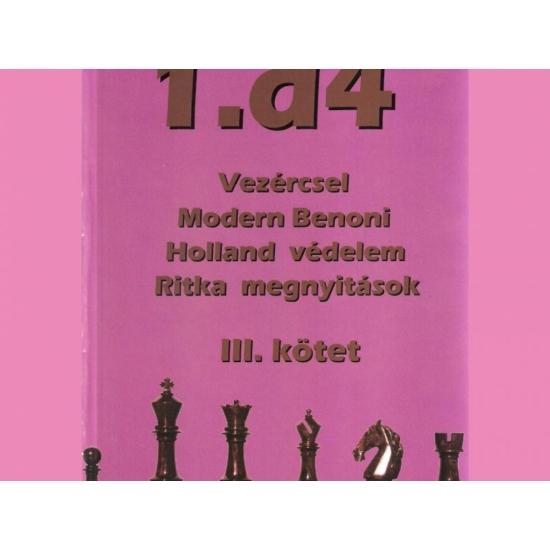 1.d4 - III. kötet