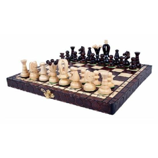 King's small 113 sakk-készlet