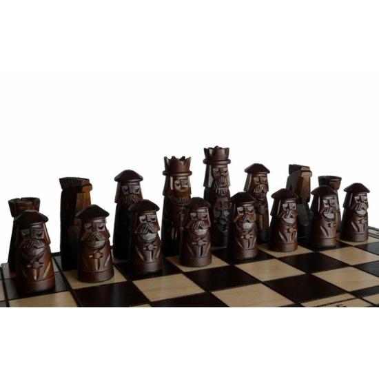 MUMINEK 124 sakk készlet