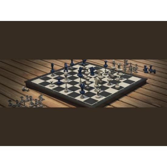 Térbeli sakk-készlet