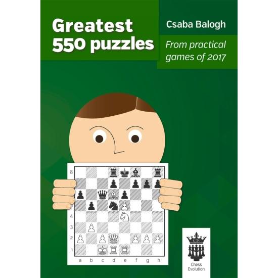 Csaba Balogh - Greatest 550 Puzzles