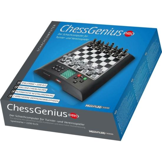 MILLENNIUM Chess Genius Pro sakkgép