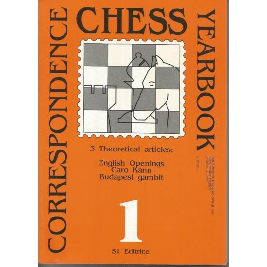 Correspondence Chess Yearbook 1 (second hand)