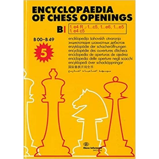 Encyclopaedia of chess openings 5B