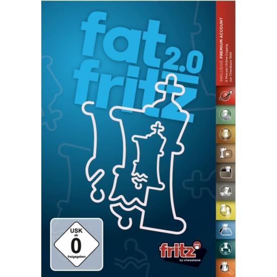 Fat Fritz 2.0 Mesterséges Intelligencia Sakkprogram