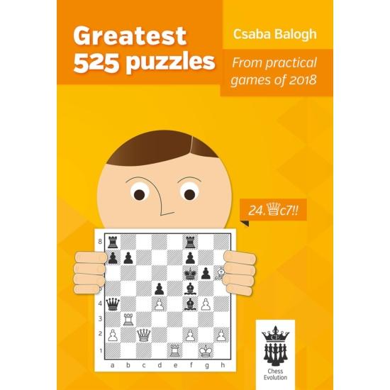 Csaba Balogh - Greatest 525 Puzzles