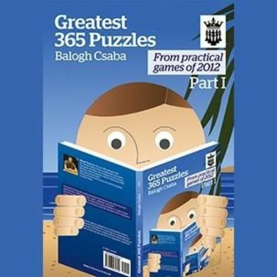 Csaba Balogh - Greatest 365 Puzzles