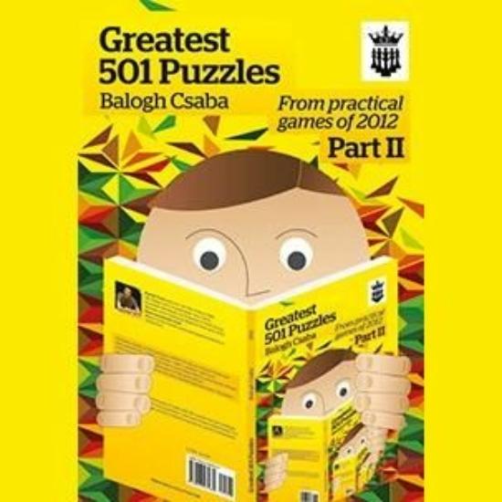 Csaba Balogh - Greatest 501 Puzzles