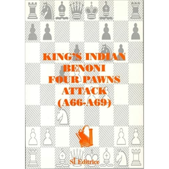 King's Indian Four Pawns Attack (second hand)
