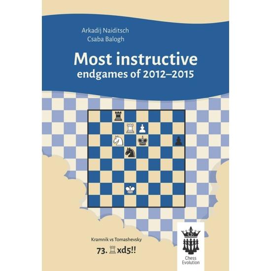 Arkadij Naiditsch & Csaba Balogh - Most instructive endgames of 2012-2015