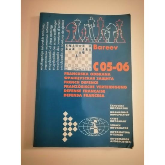 Sahovski Informator Bareev C05-06 (second hand)