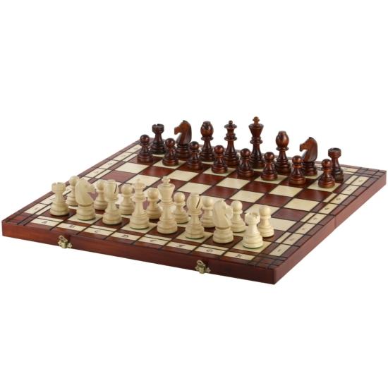 TN98 fa sakk-készlet