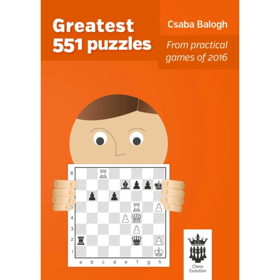 Csaba Balogh - Greatest 551 Puzzles