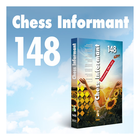 Chess Informant 148 - Following the sun - Sakk Informátor