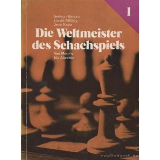 Die Weltmeister des Schachspiels (second hand)