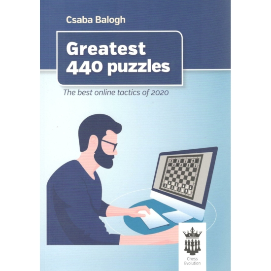 Csaba Balogh - Greatest 440 Puzzles