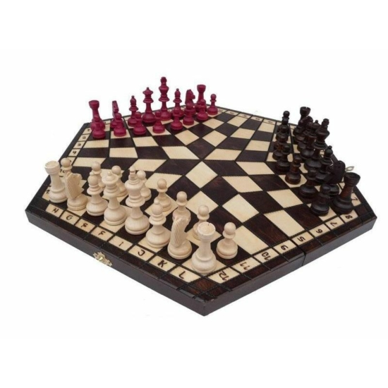 3 személyes sakk