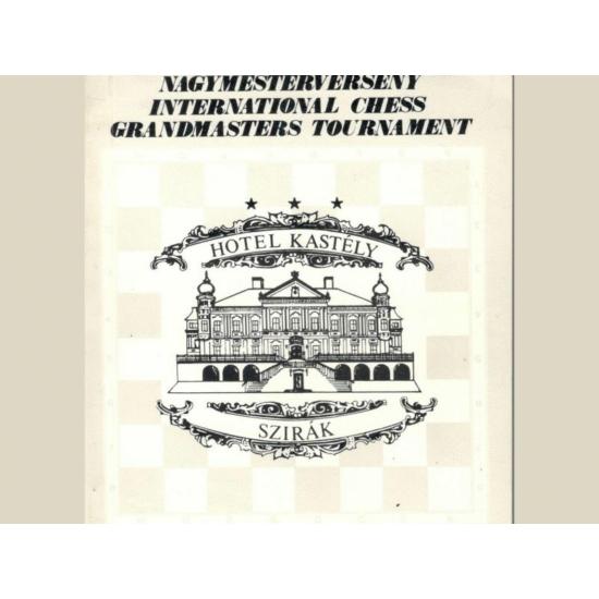 'Hungaroil' nemzetközi sakk nagymesterverseny 1985