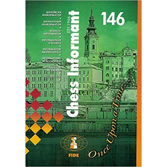 Chess Informant 147 - Awakening