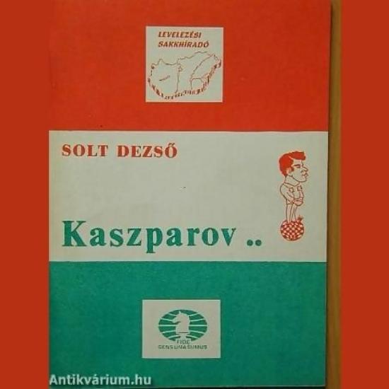 Solt Dezső: Kaszparov