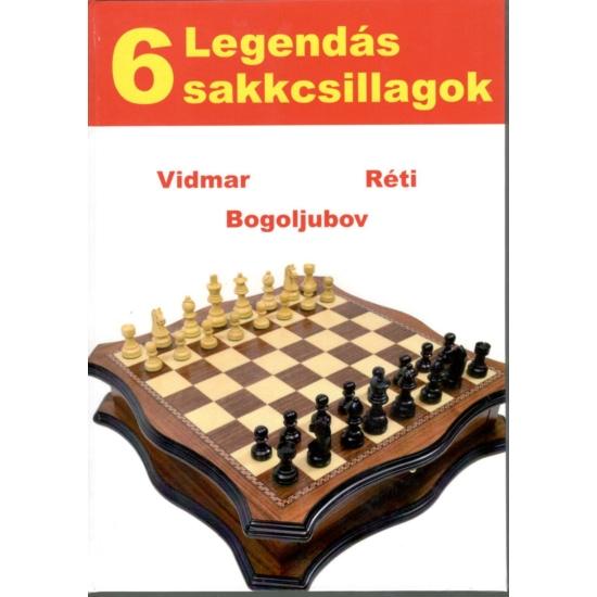 Legendás Sakkcsillagok 6