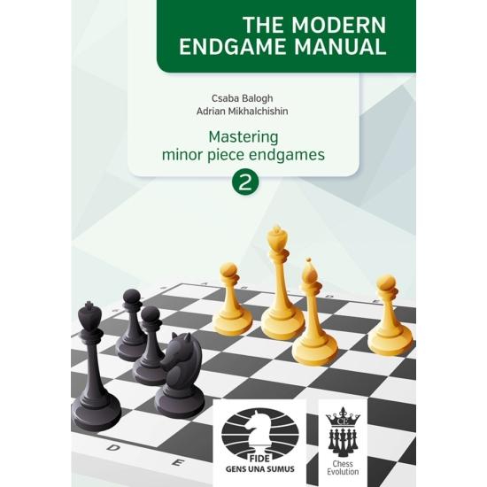 Csaba Balogh & Adrian Mikhalchishin - Mastering minor piece endgames PART 2