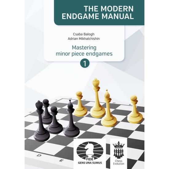 Csaba Balogh & Adrian Mikhalchishin - Mastering minor piece endgames PART 1