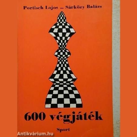 Portisch - Sárközy - 600 végjáték