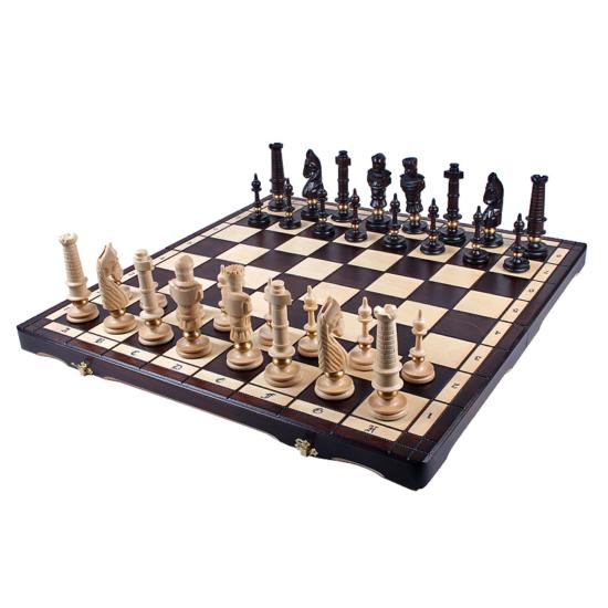 Royal 104 De Lux sakk készlet