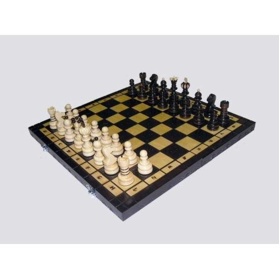 Pearl CHE004 sakk-készlet: sakktábla és figurák
