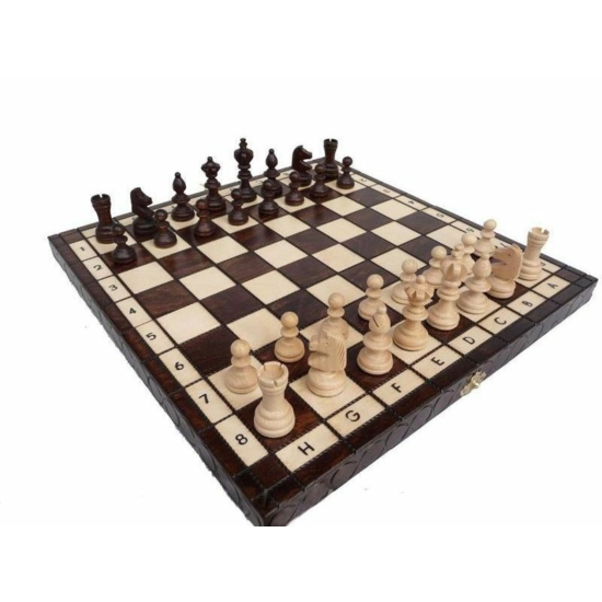 Olympic122A sakk-készlet (kisebb)