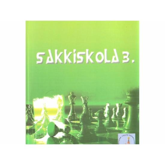 Szlobodan Mirkovics: Sakkiskola 3.