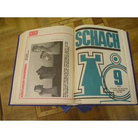Schach 1976-1988 teljes gyűjtemény kemény kötésben