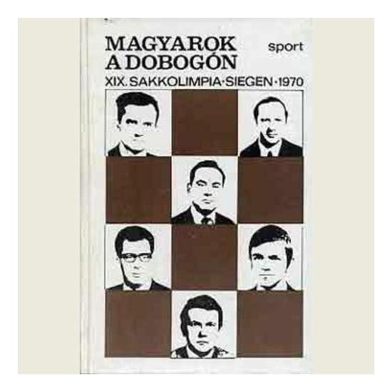 Varnusz Egon: Magyarok a dobogón, Siegen, 1970