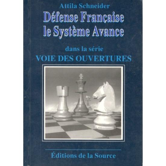 Schneider - Défense Francaise (second hand)