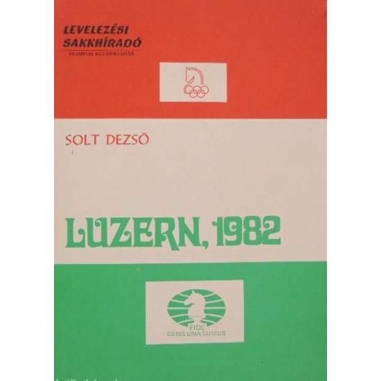 Solt Dezső: Luzern, 1982