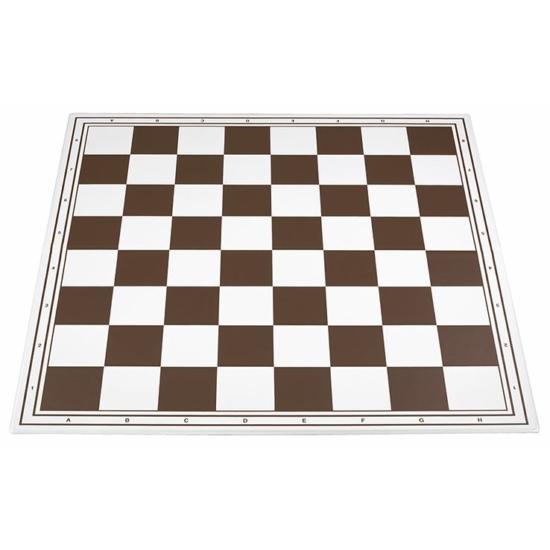 Félbehajtható műanyag sakktábla Tournament 5-ös