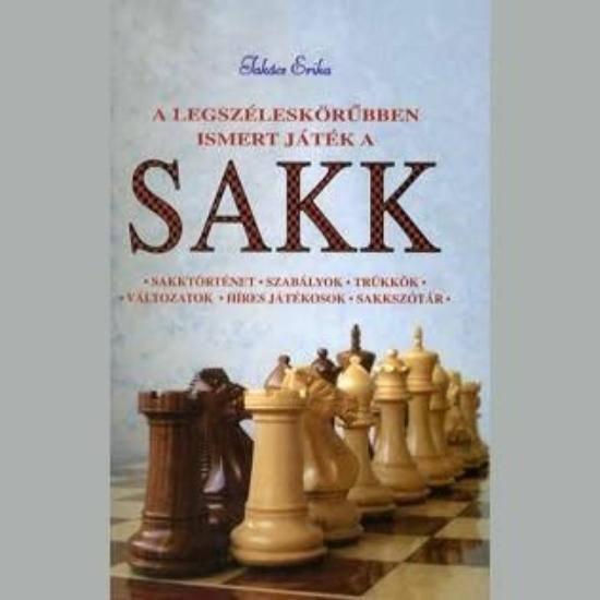 Takács Erika: A sakk