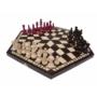 Kép 1/2 - 3 személyes sakk (legnagyobb)