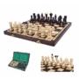 Kép 2/2 - Pearl CHE004 sakk-készlet: sakktábla és figurák